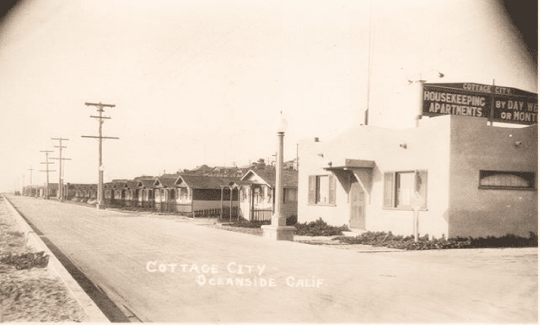 Robert's Cottages (1930s)