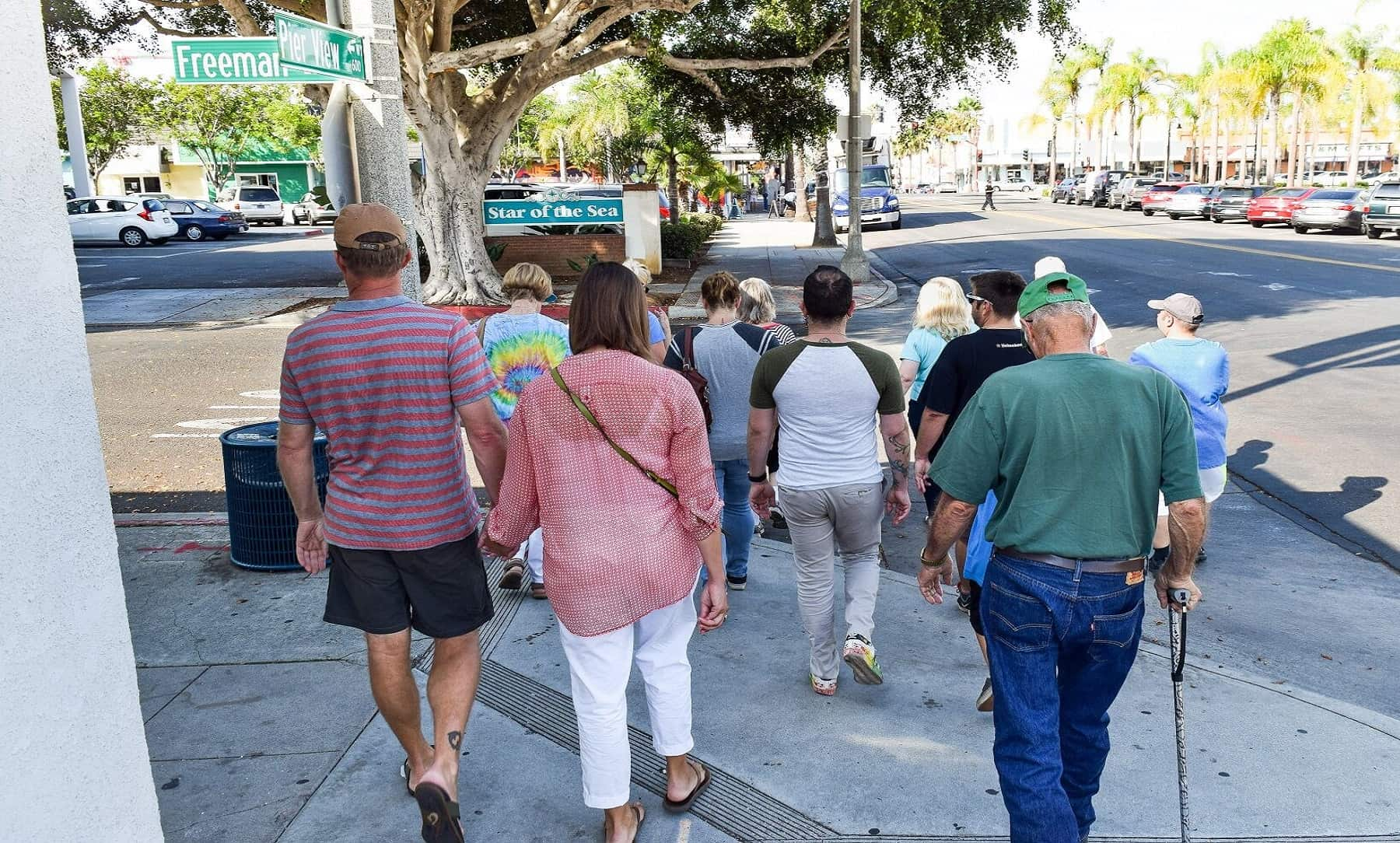Oceanside Historical Walking Tour