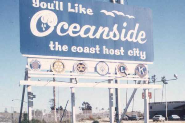 History of Oceanside Tourism The Coast Host City