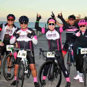 Bike the Coast Oceanside Fun Cycling Group Travel Copyright Rich Cruse