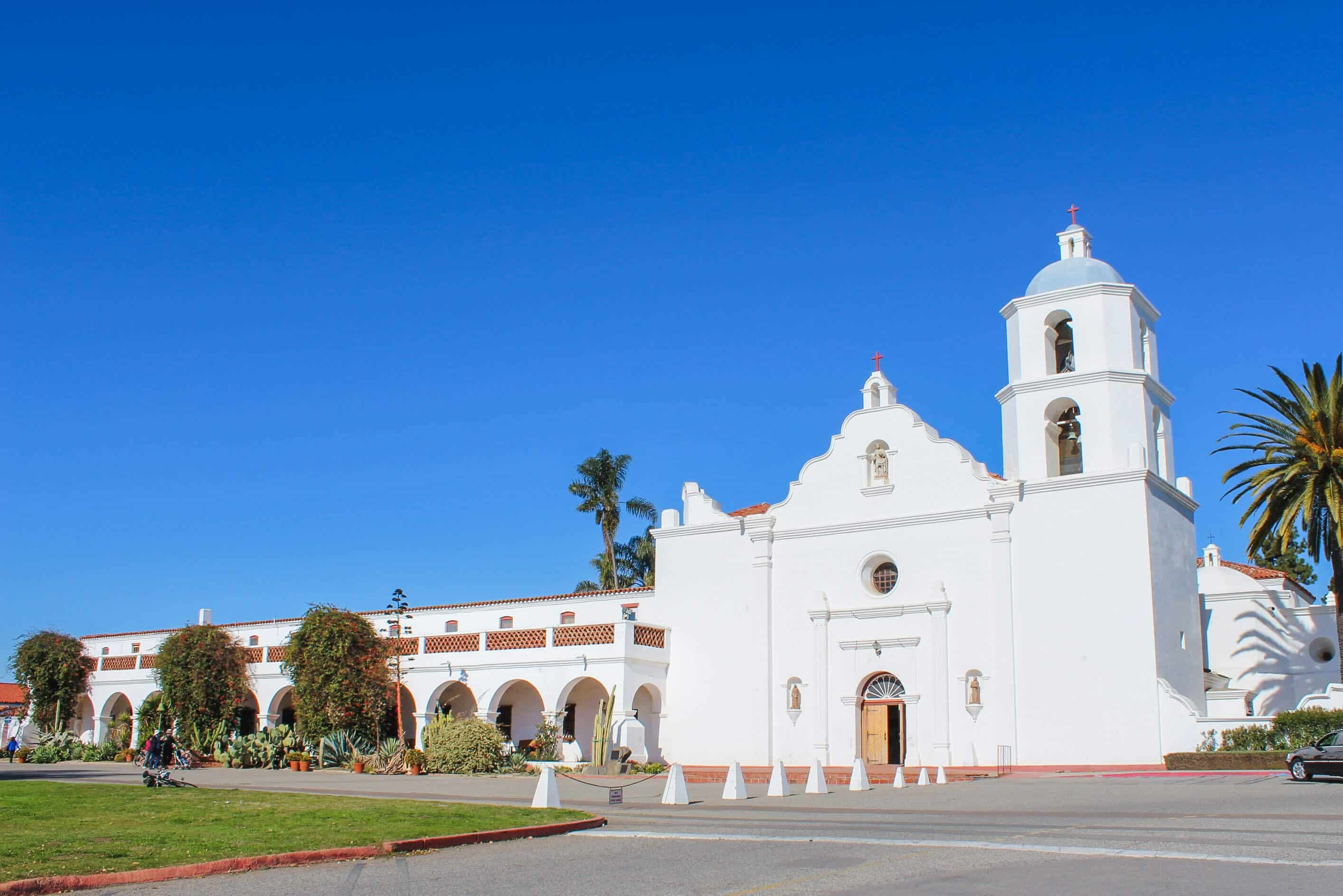 Mission San Luis Rey, PC: MARELBU