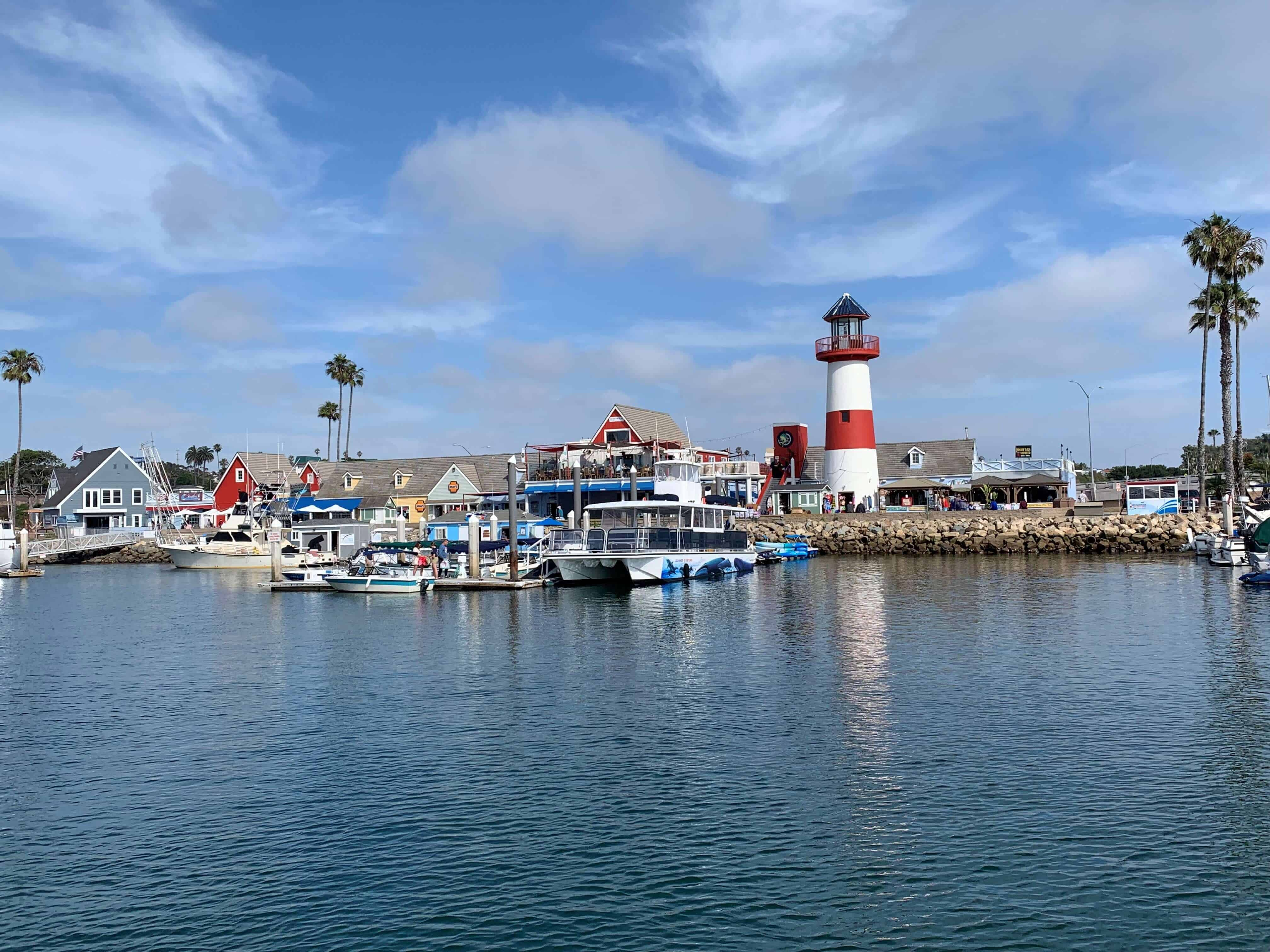 Oceanside Adventures Boat Harbor