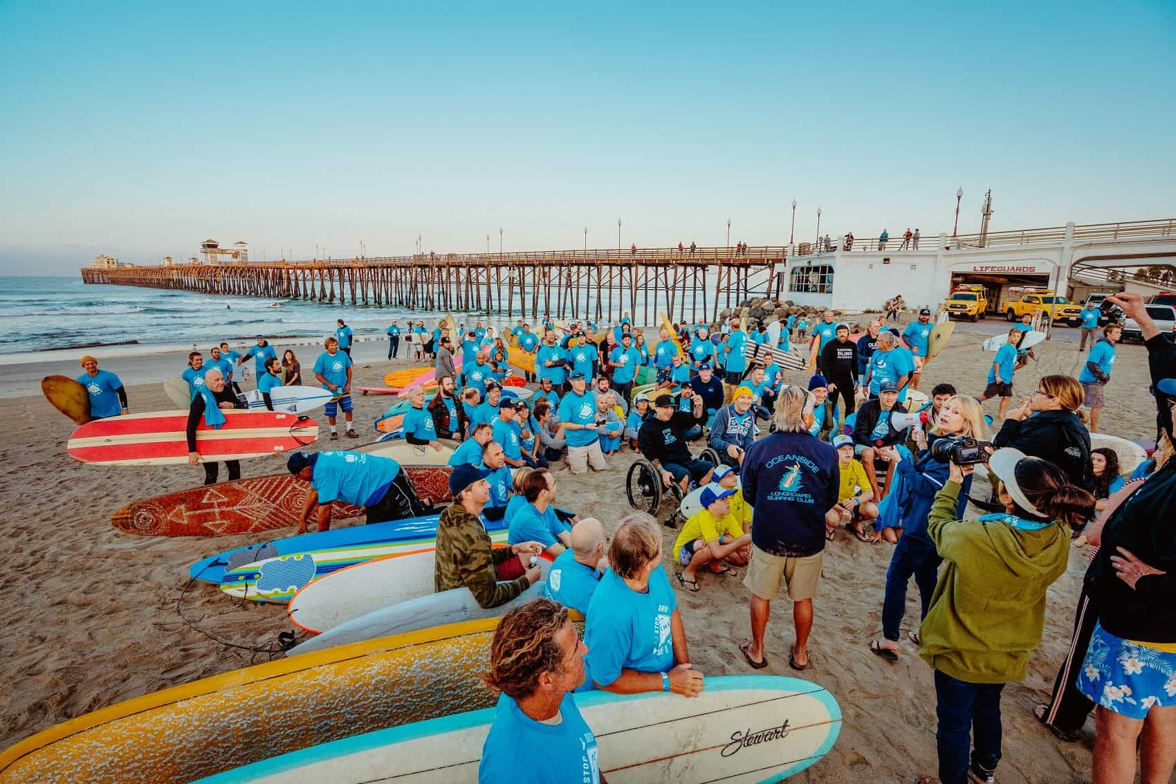 California Surfing Day 2019