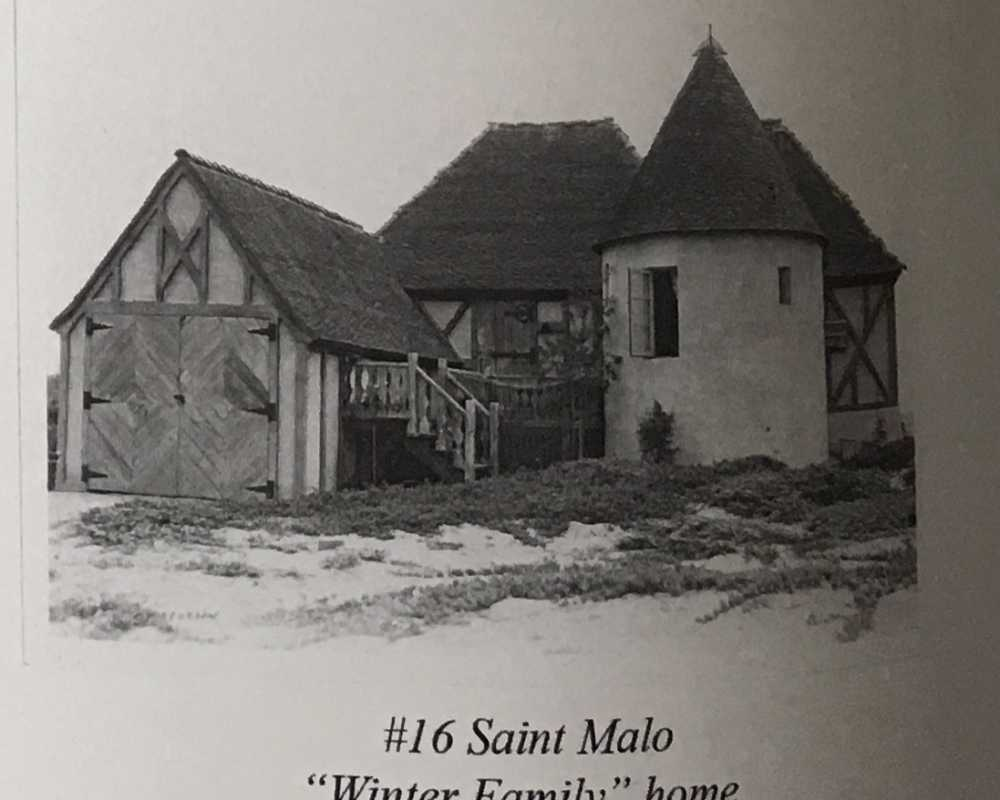 "Courtesy of ""The History of St. Malo"" by Nancy Keith Tenaglia"
