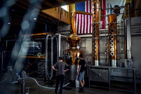 Pacific Coast Spirits Distillery