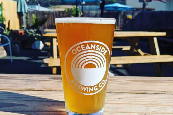 Oceanside Brewing Company Outdoors